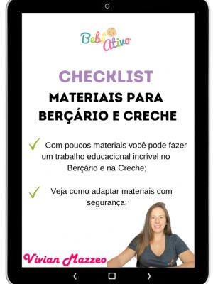 Capa de e-Book Checklist